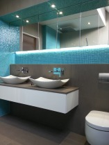sinks with mosaics