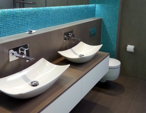 freestanding sinks